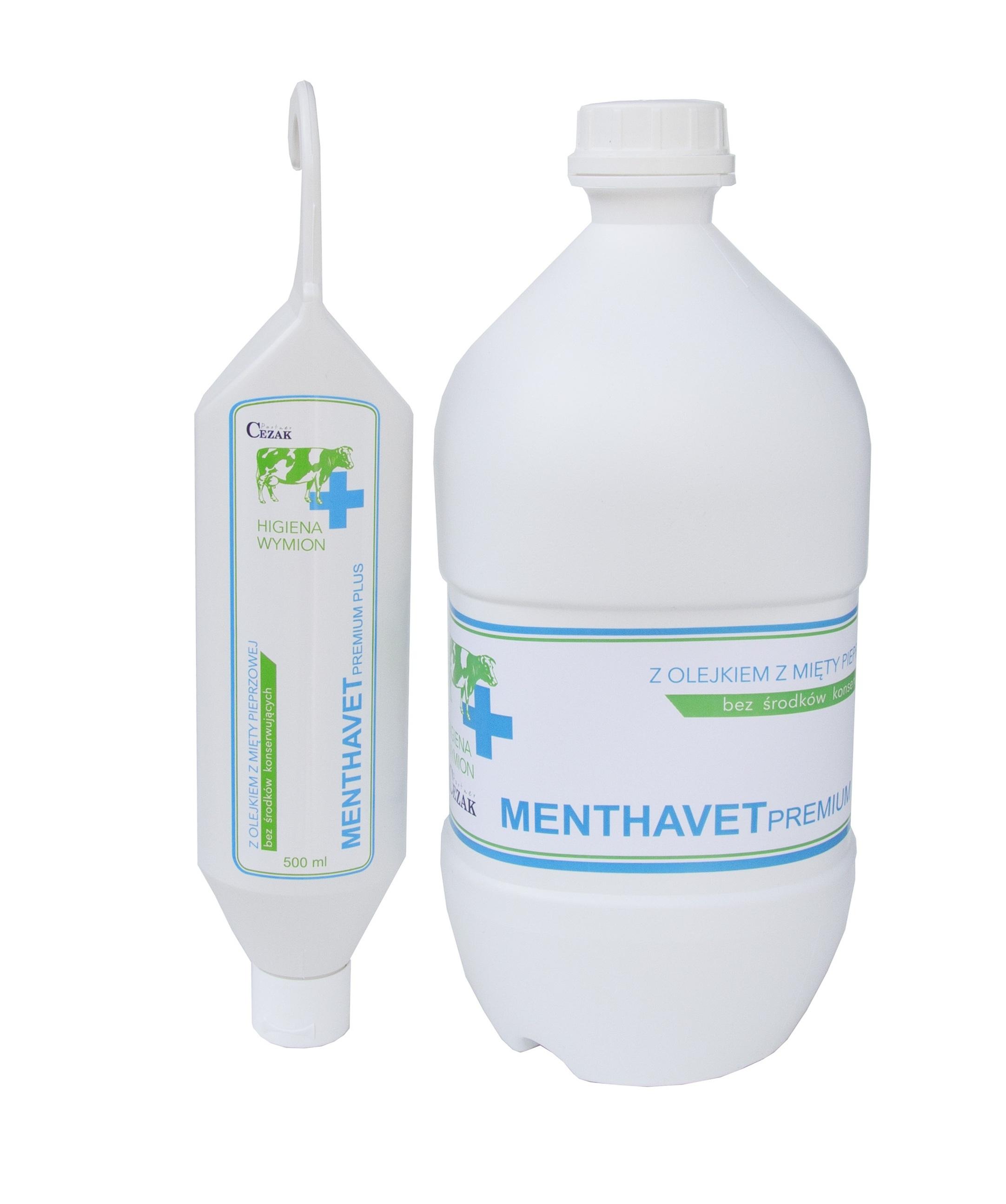 MENTHAVet Premium