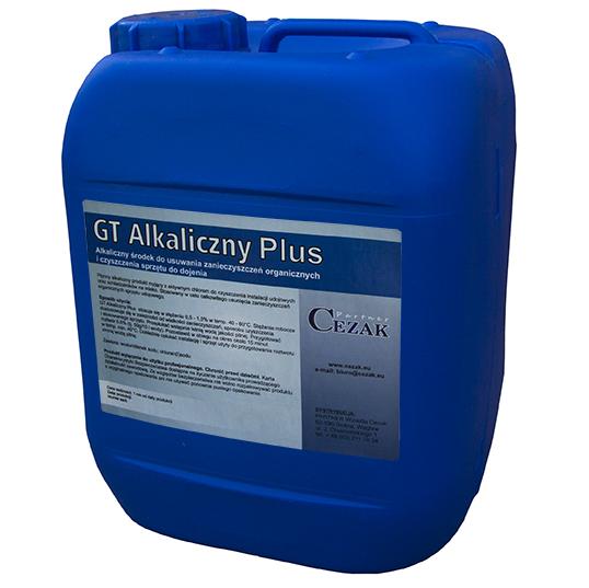 Produkt alkaliczny do czyszczenia instalacji udojowych