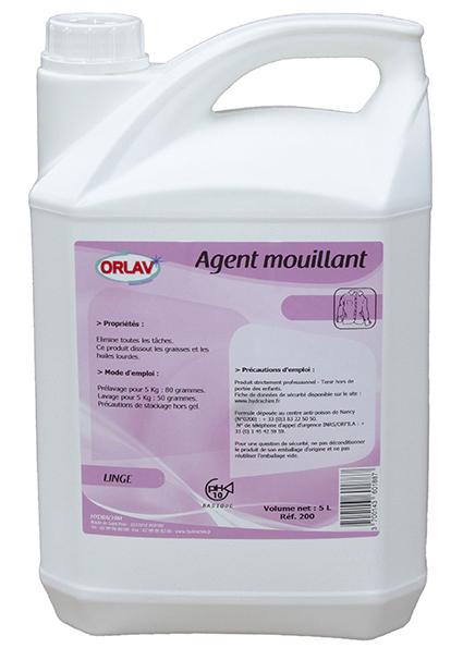 Agent mouillant